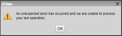 ifiller error.png