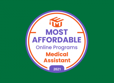 DCB Recognized as Top Online School in Healthcare Education