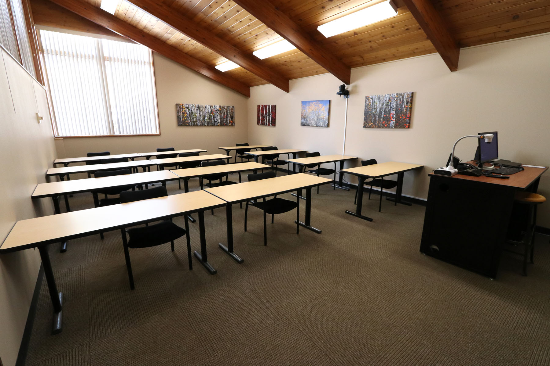 Molberg Classroom