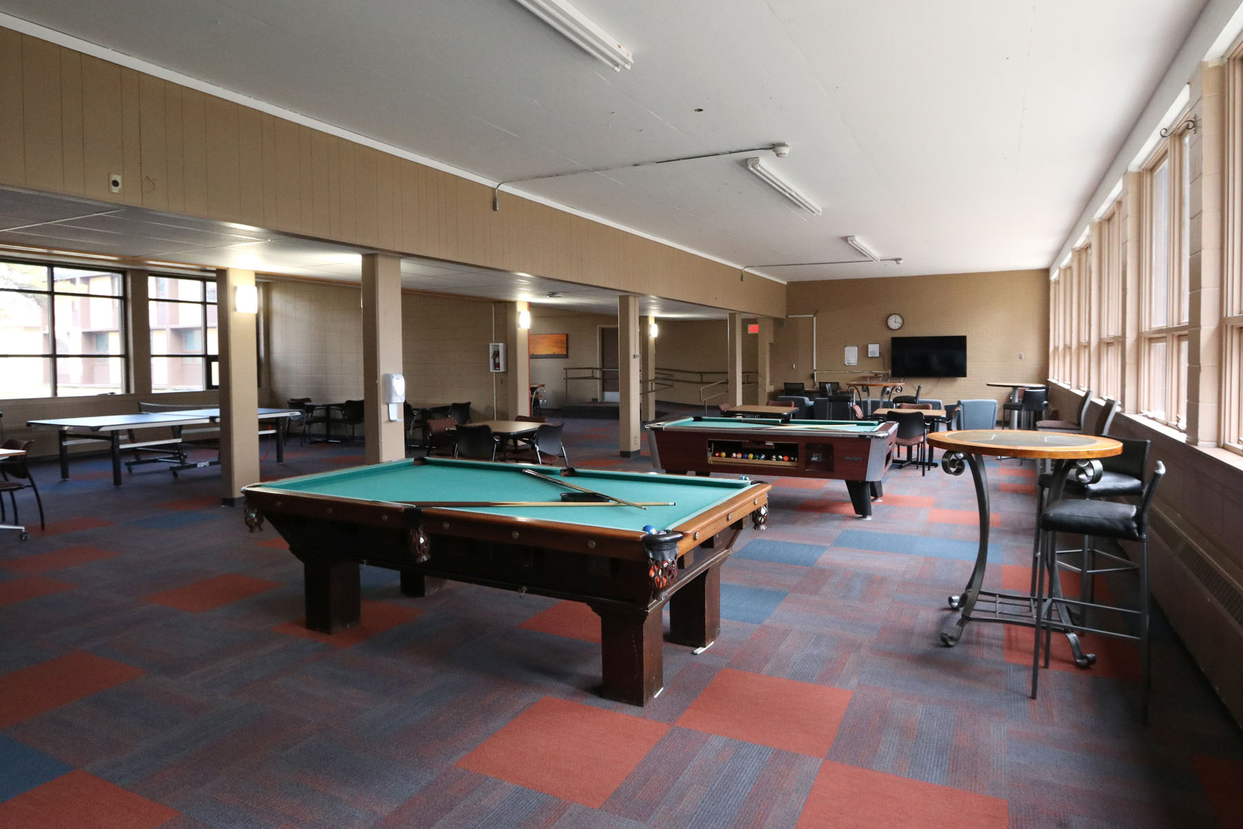 Student Center Commons Area