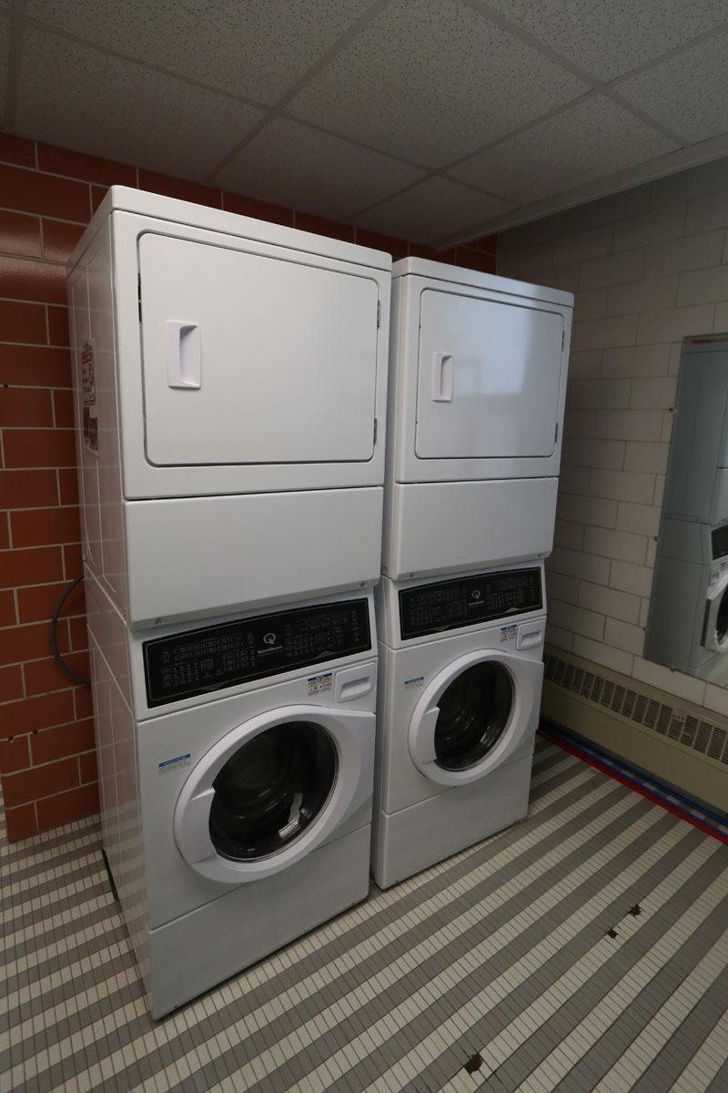 Gross Hall Laundry Room