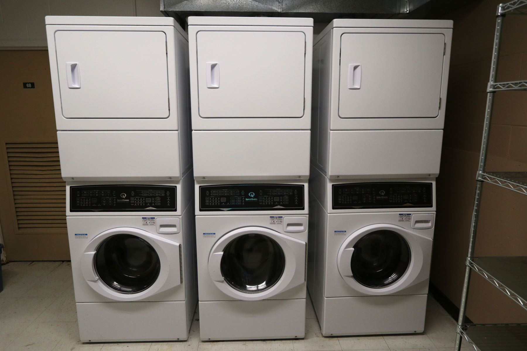 Milligan Hall Laundry